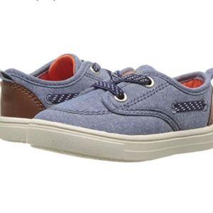 Carter's Blaze 2 Slip-on Toddler Boat Shoes NIB